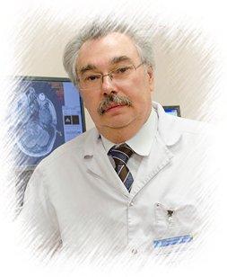 врач МРТ проф. Холин А.В.