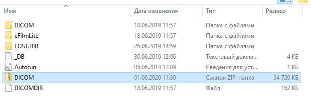 zip архив созданный встроенным архиватором windows